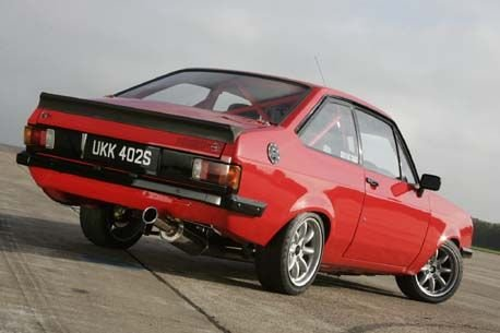 13 14 Or 15 Wheels On Mk2 Escort