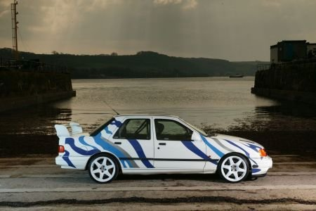 FORD SIERRA SAPHIRE COSWORTH