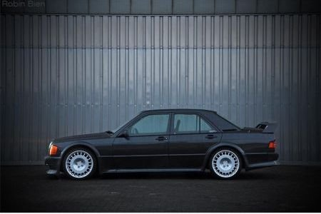 MERCEDES 190E COSWORTH EVOLUTION