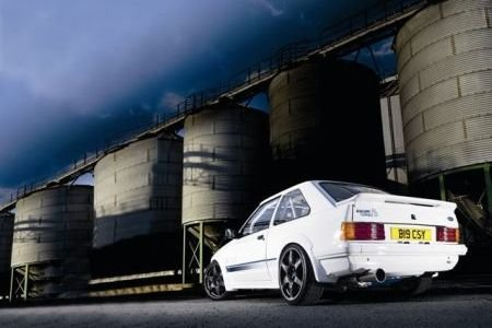 Escort RS Turbo S1