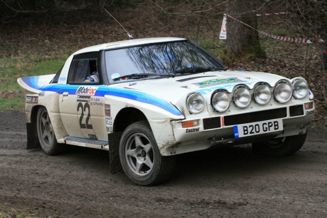 Mazda Mx  Rally Car For Sale