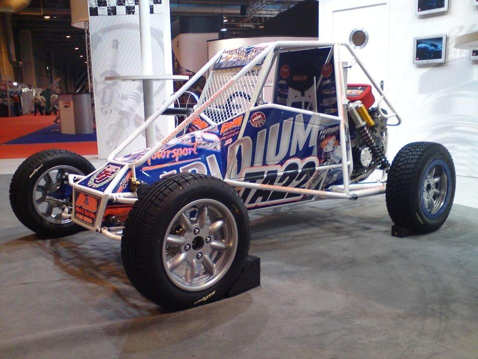 Race Car Gallery