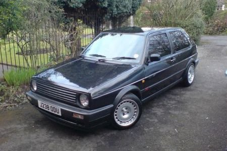 Golf MK2 TH1580