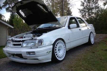 Sapphire Cosworth from Andreas