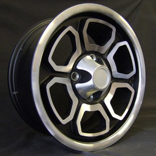 HMC   Momo Vega style rim - <p>Classic Alfa 105 fitment rim. Also available for other classic vehicles</p>
